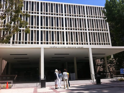 Charles E. Young Research Library